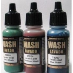 LAVAGGI WASHES RED 17 ML