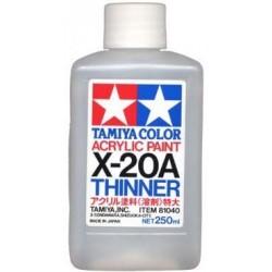 Diluente acrilici 250 ml
