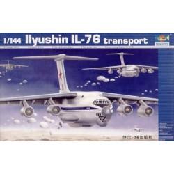 ILYUSHIN IL 76 TRANSPORT 1/144