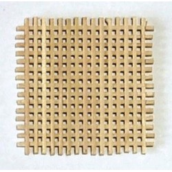 Paiolato montato 3x62x62 mm