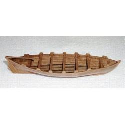 Scialuppa in legno kit di...