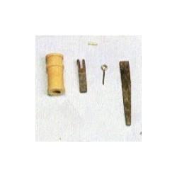 Pompa semplice in legno 20 mm