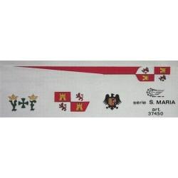 Bandiera per Santa Maria