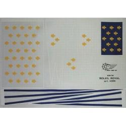 Soleil Royal Flag