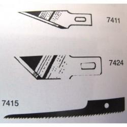 Blades N 211 5 pcs