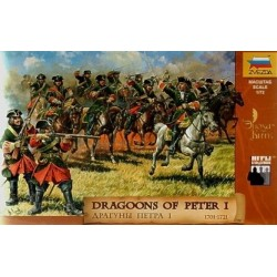 Dragoons of Peter The Great...