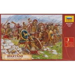 Spartani 1/72