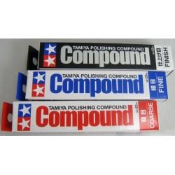 Polish Compound ruvido 22 ml