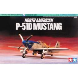 Aereo P-51D Mustang 1/72