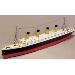 Kit 1 Titanic 1/200 Scafo