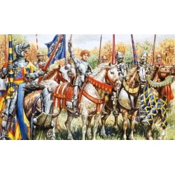 100 Years War French...