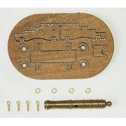 Cannone da montare 15 mm