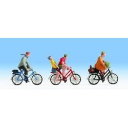 Ciclisti scala N
