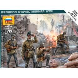 German Elite Troops...