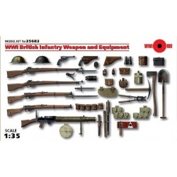 British Infantry Weapon and...