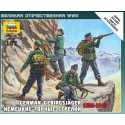 German Mountain Troops 1/72