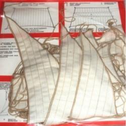 Vele per HMS Victory 1/78...