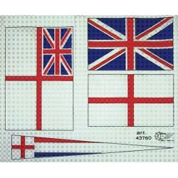 Bandiera per HMS Victory 1/78