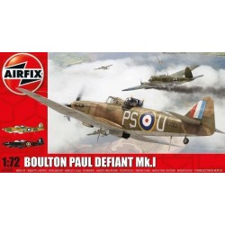 Boulton Paul Defiant MKI 1/72
