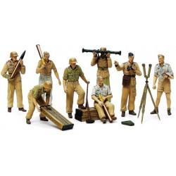 Africa Corps Luftwaffe set...