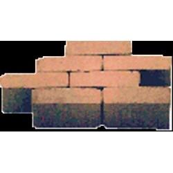 Muro regolare 15x4x10 mm 50...