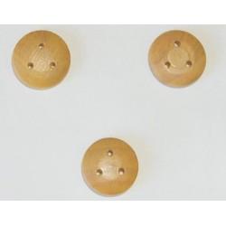Bigotte in bosso 9 mm 10 pezzi