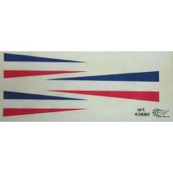 Bandiera Sciabecco Francese...