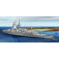 German Battleship Admiral...