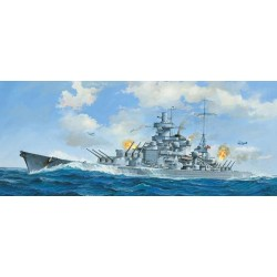 German battleship...