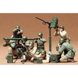 US Gun and Mortar Team 1/35
