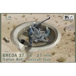 Breda 37/54 37mm Italian...