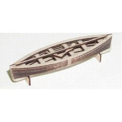 Kit montaggio scialuppa...