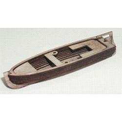 Kit scialuppa in legno...