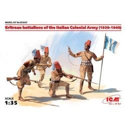 Eritrean battalions of the...