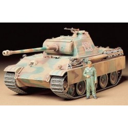 German Panther Type G Early...