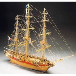 Astrolabe French Sloop plans