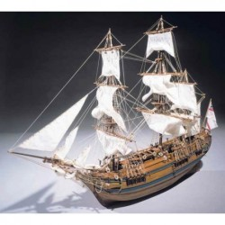 HMS Bounty plans