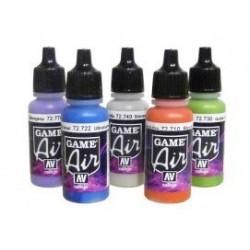 BLACK GAME AIR 17 ml