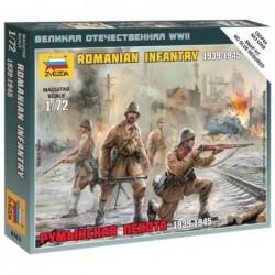 Romanian Infantry 1/72