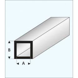 Profilato quadrato vuoto...