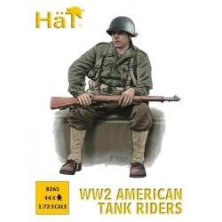 US tank riders 1/72