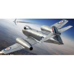 Gloster Meteor F8 Korean...