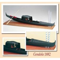 Venetian Gondola Plans set