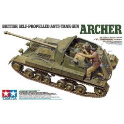 British Self Propelled Anti...