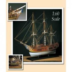 HMS Bounty piani di...