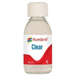 Humbrol Gloss Clear 125ml