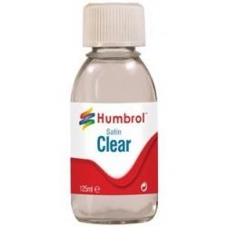 Humbrol Satin Clear 125ml