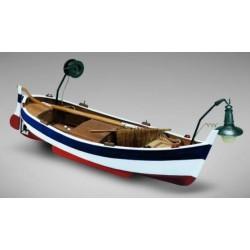 Gozzo da pesca wooden model...