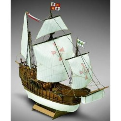 Santa Maria wooden model...