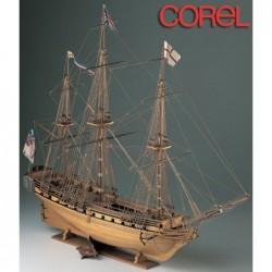 HMS Unicorn piani di...